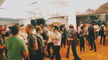 product hunt happy hour nyc alley