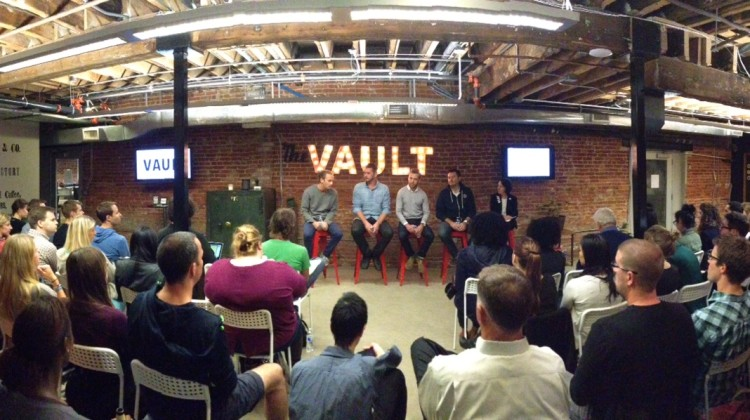 SFCMGR panel at the vault
