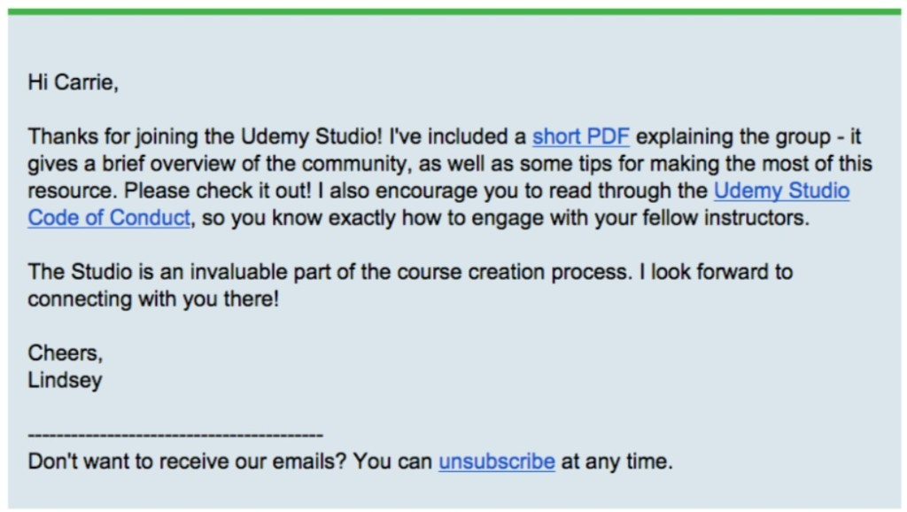 udemy intro