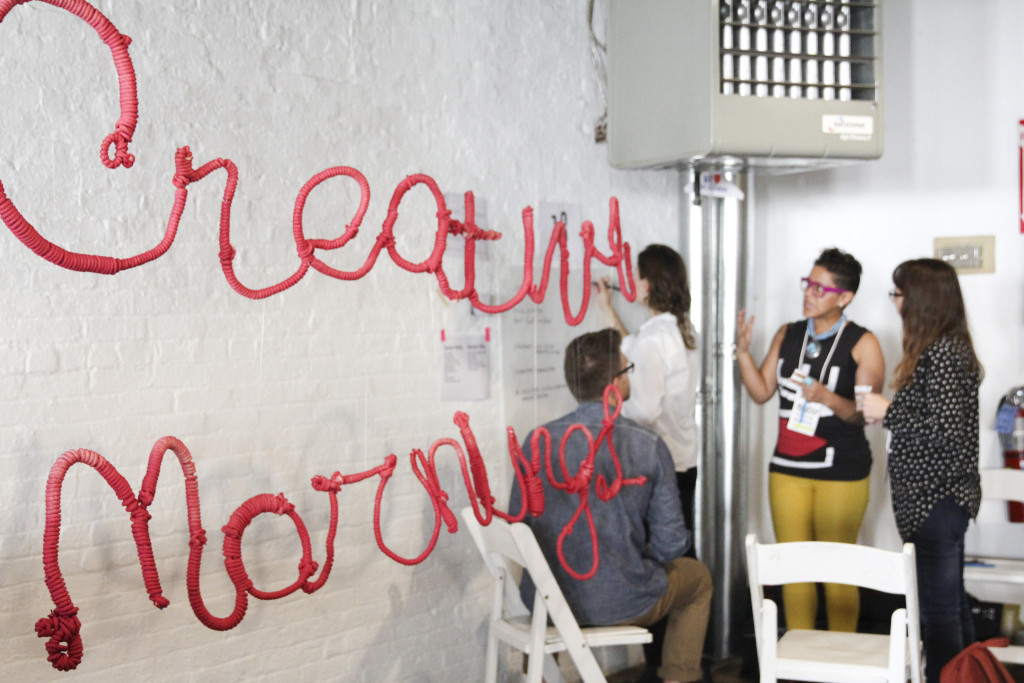 CreativeMornings Summit