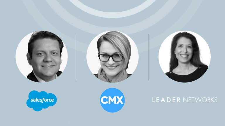 Salesforce Webinar CMX
