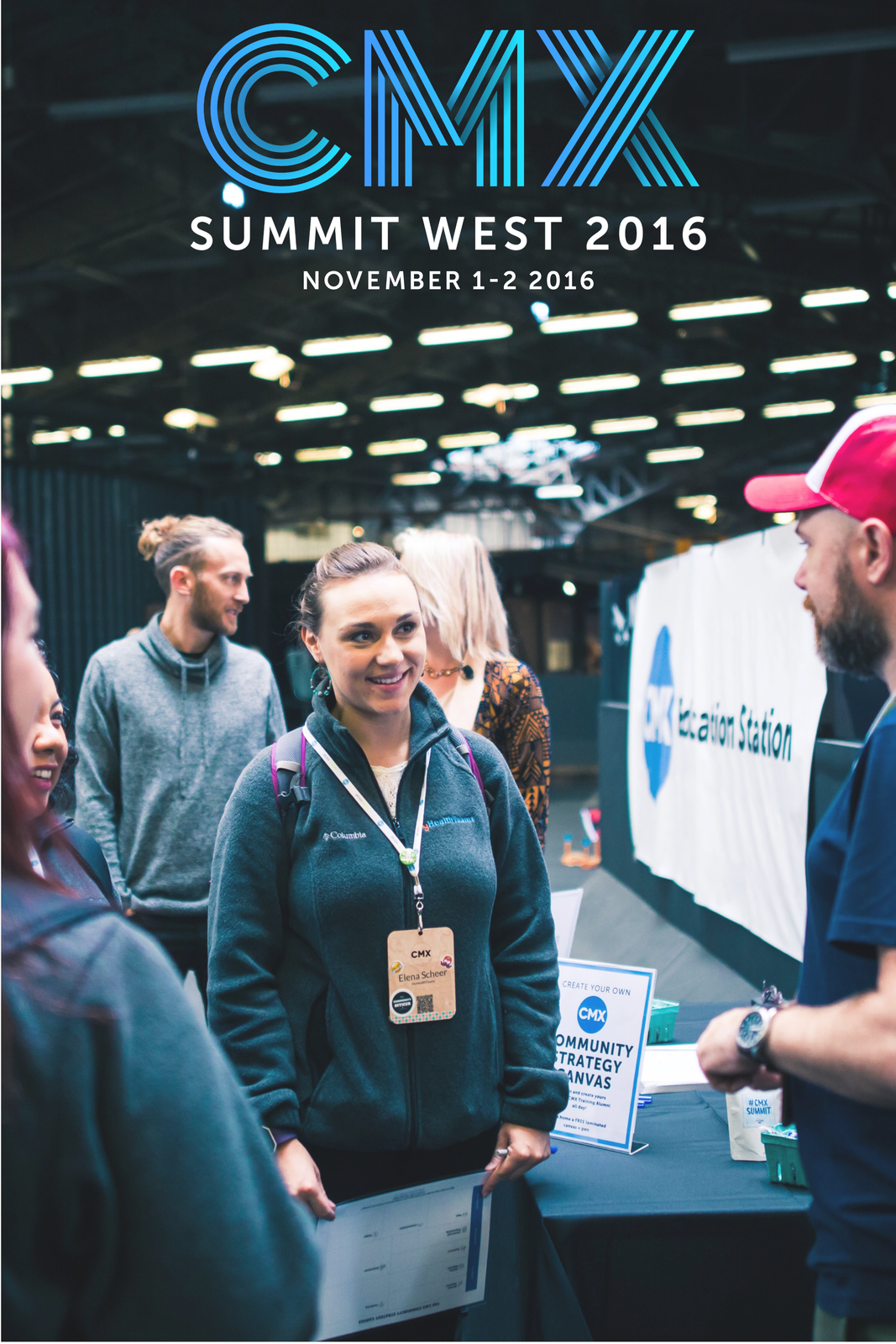 CMX Summit West 2016 Magazine