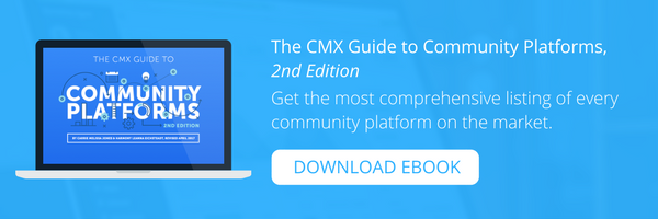 The CMX Guide to Community Platforms, 2nd Edition