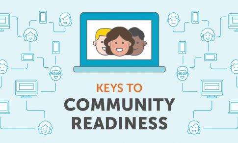 [Infographic] The 3 Keys to Community Readiness