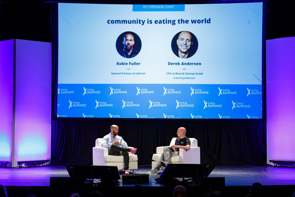 VC Panel: Community is Eating the World