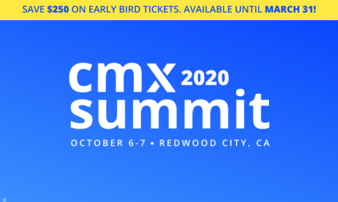 CMX Summit 2020 – What you need to know before you go!