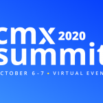 Picture this: You. On stage. Virtually. At CMX Summit 2020!